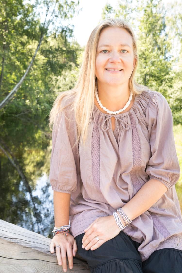 Anna Larsson Skönhetens väg