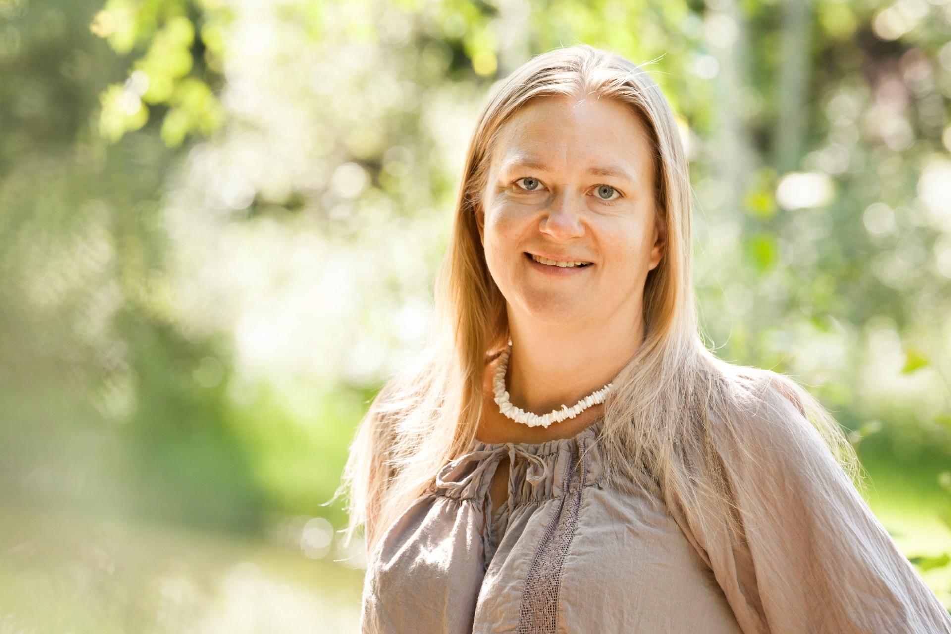 Anna Larsson, utbildning inom personlig utveckling