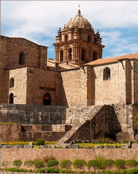 Resa till Peru - Coricancha