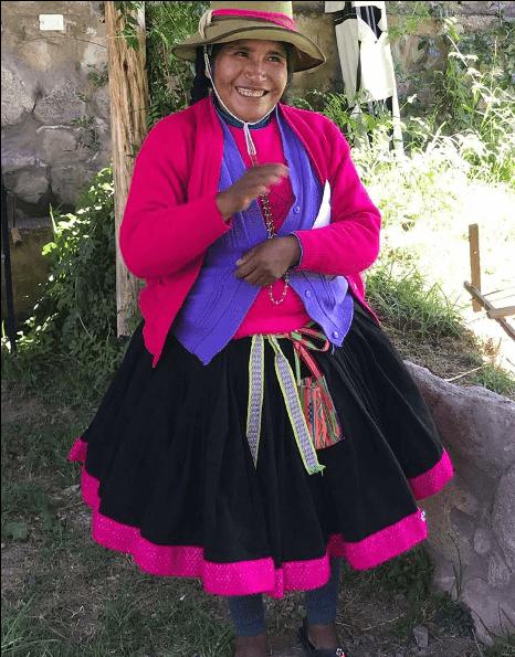 Möten med ursprungsbefolkningen i Peru
