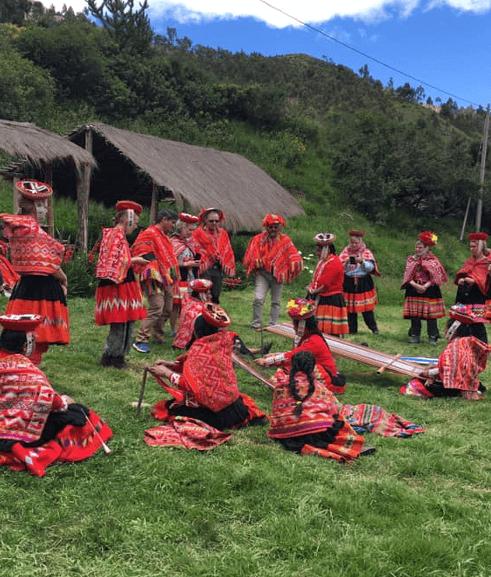 Resa till Peru - Huilloc