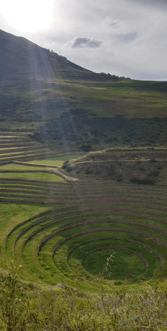 Moray i Peru