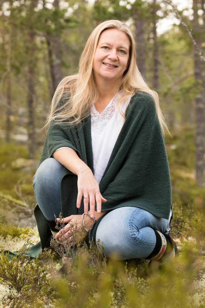 Anna Larsson - kursledare Skönhetens väg