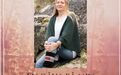 Skönhetens Väg blir bok – en gåva på min födelsedag
