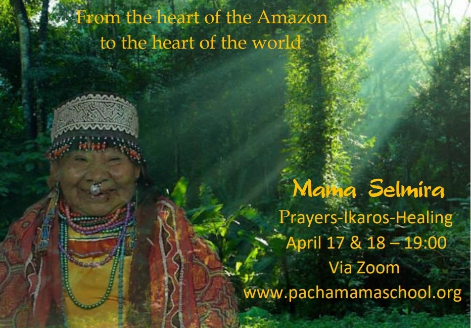 From the Heart of the Amazon to the Heart of the World