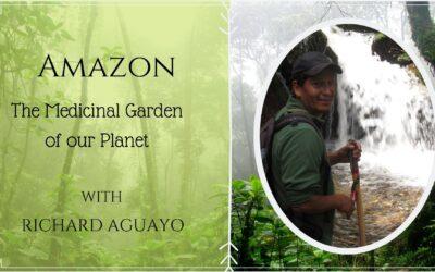 AMAZONAS – THE MEDICINAL GARDEN OF OUR PLANET