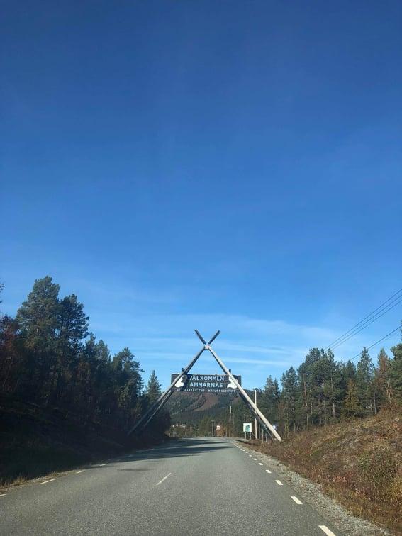 Ammarnäs Lapland Sweden